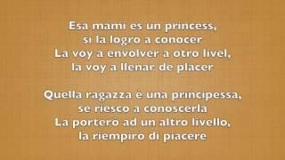 Alexis & Fido - Una En Un Millón (Testo+Traduzione ITA)
