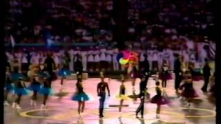 Los Angeles 1984  Olympic Closing Ceremony Complete