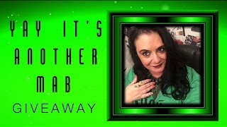 💚A NEW MAB GIVEAWAY ANNOUNCEMENT💚 Rosa