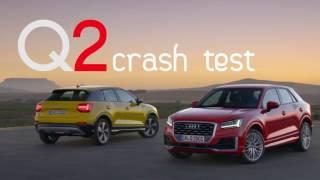 India-bound Audi Q2 scores 5-stars in crash test