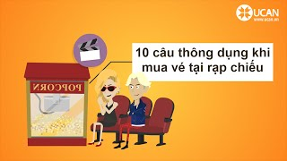 Learn English Speaking - Lesson 1. Buy tickets at the cinema