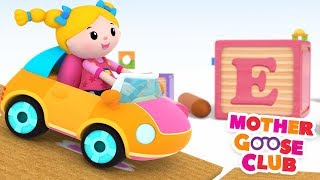 NEW | Driving in my Car and more | Mother Goose Club Nursery Rhymes | ABC Phonics & More Kids Songs