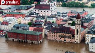 Floods to displace 5 million Europeans
