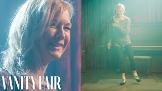 Renée Zellweger Shows Off Her Best Tap Dance Moves | Surprise Showcase | Vanity Fair