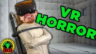 HORROR in VR! - Chair in a Room: Greenwater (Part 1 of 3)