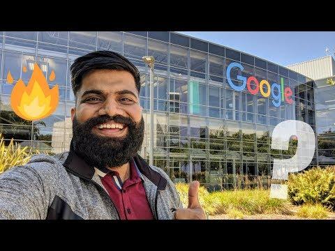 Googleplex Full Tour The Secrets of Google HQ🔥🔥🔥