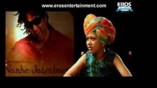 Making of (Nanhe Jaisalmer) | Bobby Deol & Dwij Yadav