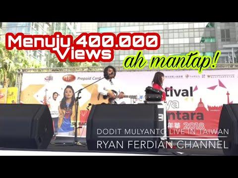 Dodit Mulyanto Cari Janda Stand Up Komedi live di Taiwan