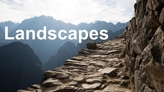 Reviewing Your LANDSCAPE Photography (TC Live)
