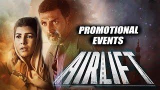 Airlift Full Movie ᴴᴰ (2016) Promotion Event | Akshay Kumar, Nimrat Kaur