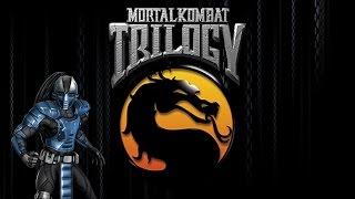 M.U.G.E.N Mortal Kombat Trilogy X - Cyber Sub-Zero (Ladder)