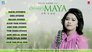 Bangla New Song   Achin Taan by Oyshee Ft Belal khan from album Maya