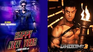 Happy New Year Movie breaks DHOOM:3 's Box Office record! | Bollywood News