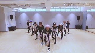 nct 127 dance practice video cherry ver