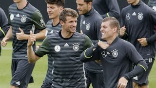 Tactical flexibility gives Germany a reason to feel comfortable in Euro 2016 !!