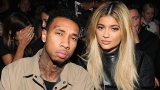 Kylie Jenner and Tyga Spotted on Vacation Together at Ski Resort