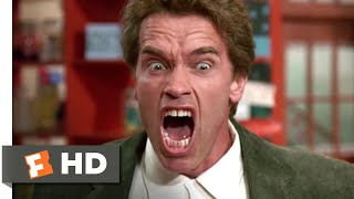 Kindergarten Cop (1990) - Shut Up! Scene (4/10) | Movieclips