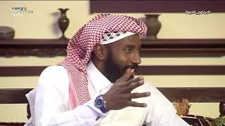 وليد عبدالله - المعد الذهني قال لي ما تحتاج إعداد نفسي مكانك مستشفى المجانين #برنامج_الخيمة