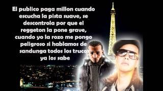 Arcangel Ft Daddy Yankee - Guaya (Letra/Lyrics) (El Imperio Nazza)