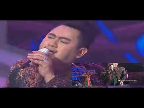 Duo Medley Nassar dan Rita Sugiarto Memang Dahsyat di konser menjuju Puncak Daa 3