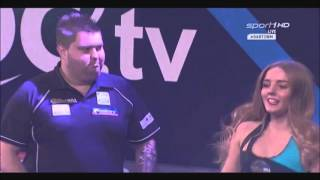 Michael Smith WC 2016 Walk On