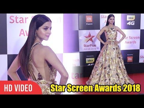 Xxx Mp4 Vedhika Kumar At Star Screen Awards 2018 StarPlus 3gp Sex