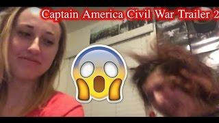 Captain America Civil War Trailer 2
