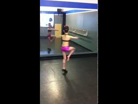 Sophia Lucia does 54 pirouettes!!!!! 3/25/12