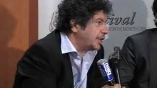 Kaamelott - Interviews Festival TV Monte Carlo 2009 - Partie 1