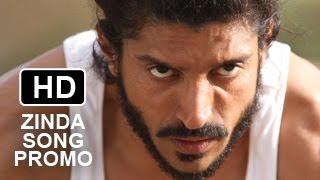 Zinda song - Bhaag Milkha Bhaag | HD Song Promo | Farhan Akhtar | Sonam Kapoor