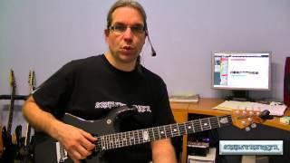 Gitarre lernen - Was ist das CAGED System?