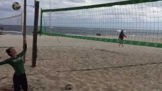 Beach Drill: Mastering the High Line Shot