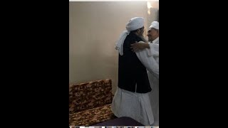 Ameer of Tablig Maulana Saad Shab Met with Maulana Ibrahim Shab I Problem Solved