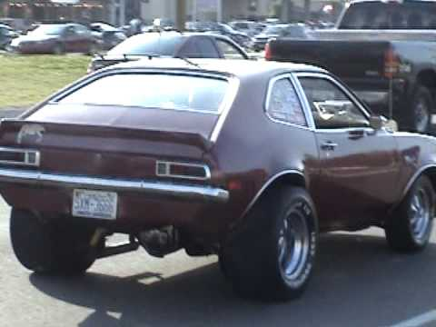 If you drive a Pinto it better be fast