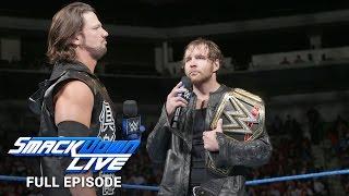 WWE SmackDown LIVE Full Episode, 6 September 2016