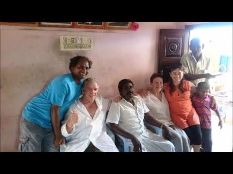 2016 février INDE Tamil Nadu village de Kommedu REIKI