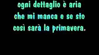 Tiziano Ferro - Non me lo so spiegare [con testo]