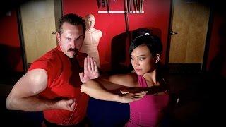 Master Ken vs. The Karate Hottie 2