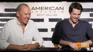 Michael Keaton & Dylan O