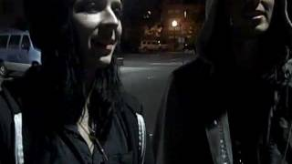 """Would you rather..."" with Ricky Horror and Ryan Sitkowski."