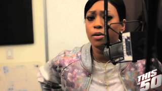 Trina on A$$ Eating; 50 Cent Making a Line About Her; Female Rap; Relationships