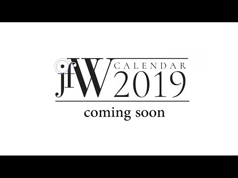 Xxx Mp4 JFW Calendar 2019 Coming Soon Promo 3gp Sex