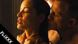 All Hot Scenes From James Bond Series