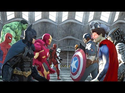 Xxx Mp4 Batman Vs Superman Vs Captain America Vs Ironman Vs Hulk Vs Deadpool Vs Spiderman Vs Goku 3gp Sex