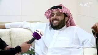 تركي آل الشيخ يكشف موعد انتهاء العمل في ملاعب الأندية الجديدة