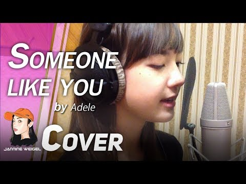 Xxx Mp4 Someone Like You Adele Cover By 12 Y O Jannine Weigel 3gp Sex