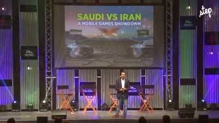 Saudi Vs. Iran : A Mobile Game Showdown