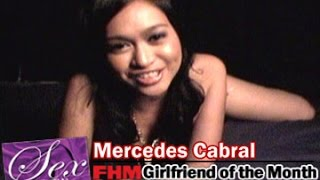 Mercedes - December 2007 FHM Girlfriend of the Month