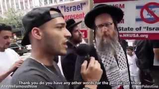Pandangan New York soal Palestina - Brother Karim (TEKS INDO & MELAYU)