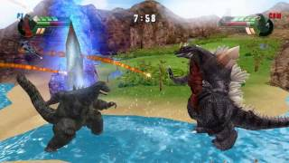 Godzilla Unleashed Overhaul Gameplay - Monster Island